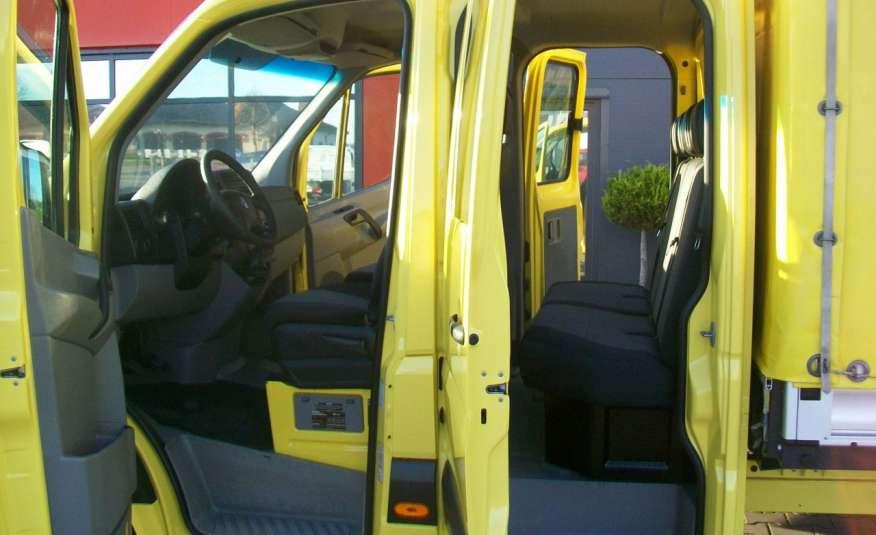 Volkswagen Crafter 2.0BITDI 164KM A/C DOKA MAXI 7OS WEBASTO NAVI NR 1 zdjęcie 12