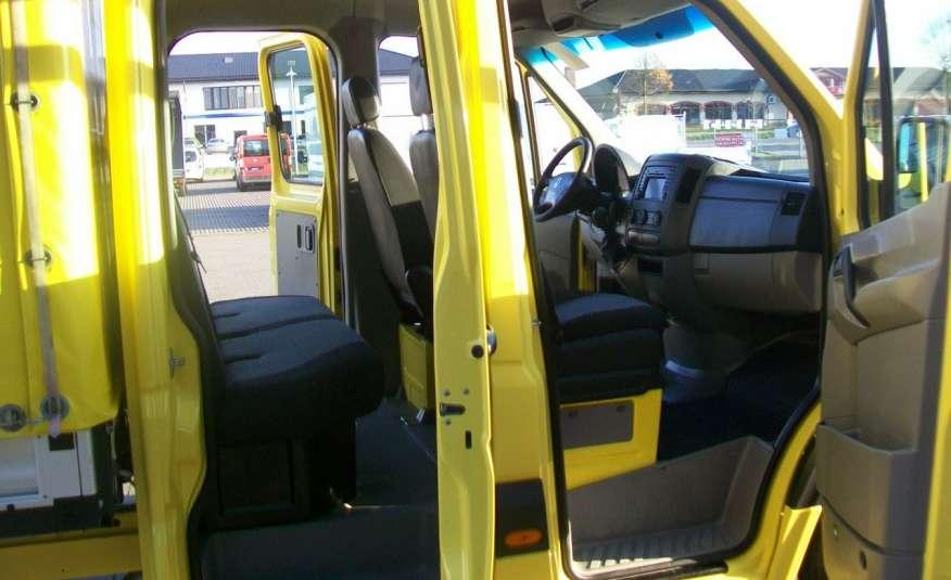 Volkswagen Crafter 2.0BITDI 164KM A/C DOKA MAXI 7OS WEBASTO NAVI NR 1 zdjęcie 14