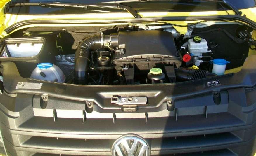 Volkswagen Crafter 2.0BITDI 164KM A/C DOKA MAXI 7OS WEBASTO NAVI NR 1 zdjęcie 17
