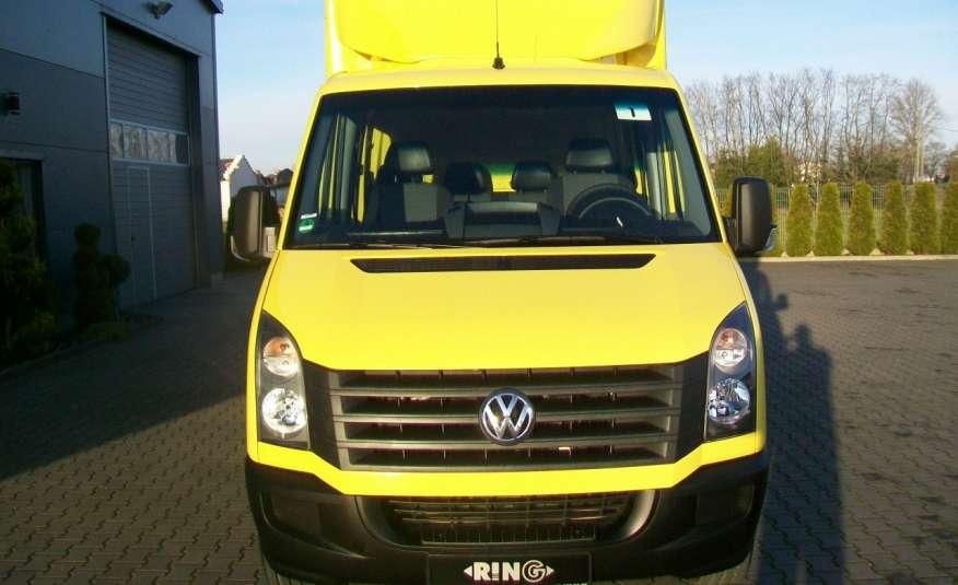 Volkswagen Crafter 2.0BITDI 164KM A/C DOKA MAXI 7OS WEBASTO NAVI NR 1 zdjęcie 20