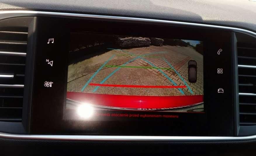 Peugeot 308 SW GT-line Panorama Nawi zdjęcie 8