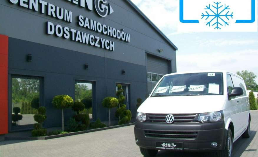 Volkswagen Transporter T5 2.0TDI 102KM A/C CHŁODNIA KONVEKTA DŁUGI NR 43 zdjęcie 2