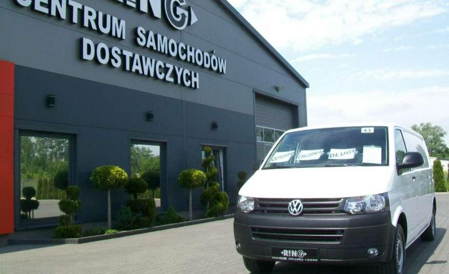 Volkswagen Transporter T5 2.0TDI 102KM A/C CHŁODNIA KONVEKTA DŁUGI NR 43 zdjęcie 3