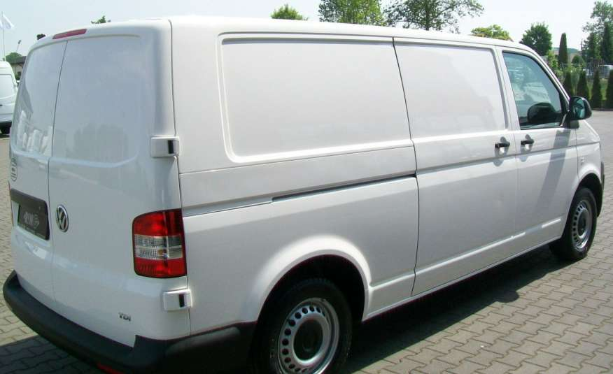 Volkswagen Transporter T5 2.0TDI 102KM A/C CHŁODNIA KONVEKTA DŁUGI NR 43 zdjęcie 6