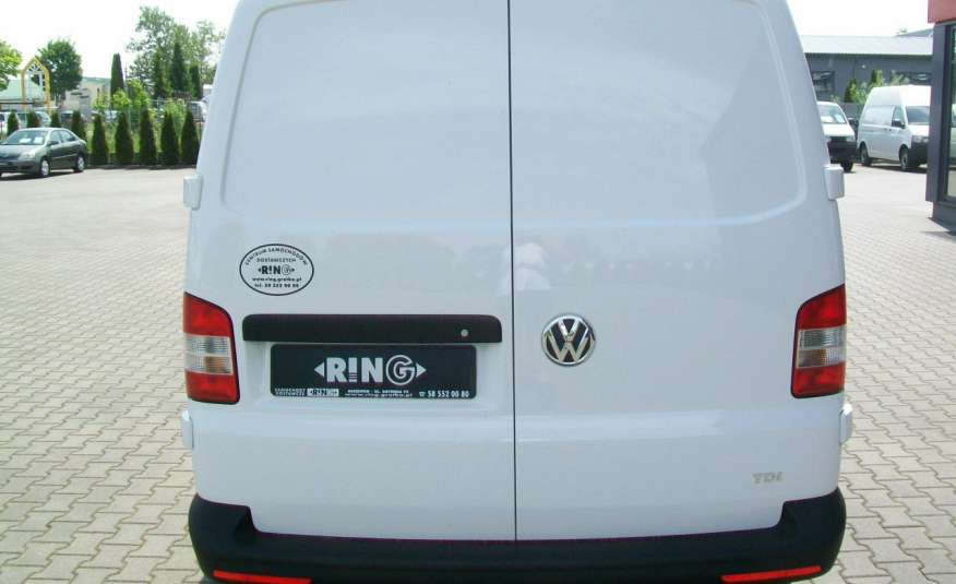 Volkswagen Transporter T5 2.0TDI 102KM A/C CHŁODNIA KONVEKTA DŁUGI NR 43 zdjęcie 20