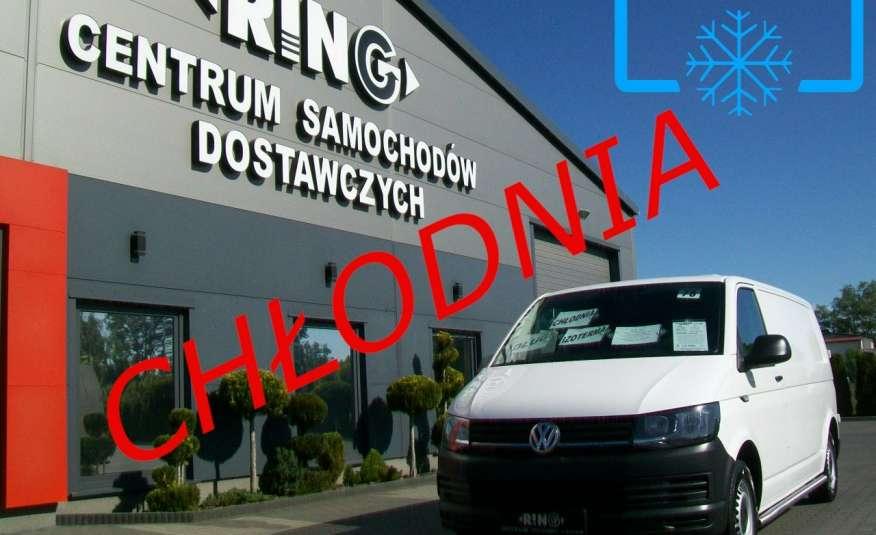Volkswagen Transporter T6 2.0TDI 102KM CHŁODNIA NAVI DŁUGI MOD 16r NR 78 zdjęcie 1