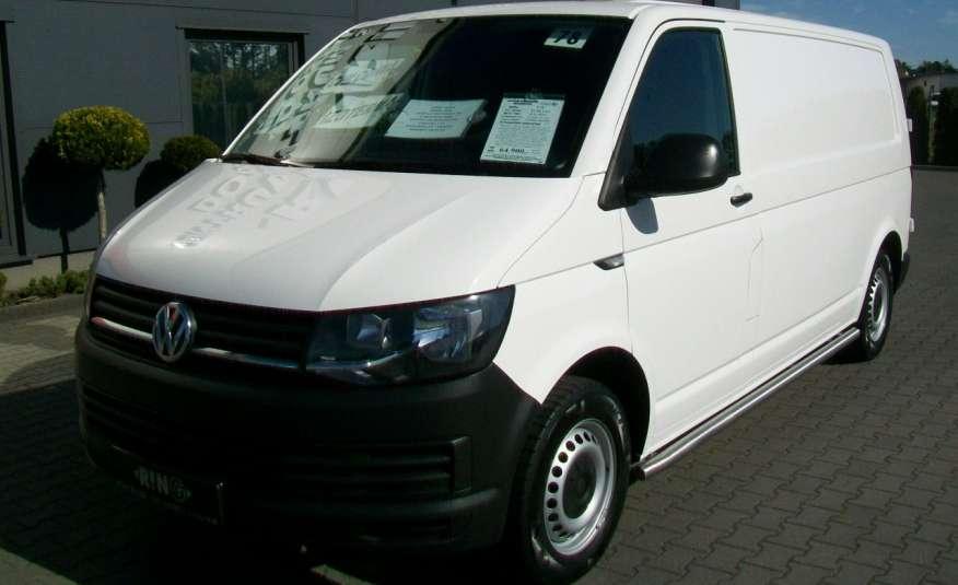 Volkswagen Transporter T6 2.0TDI 102KM CHŁODNIA NAVI DŁUGI MOD 16r NR 78 zdjęcie 3