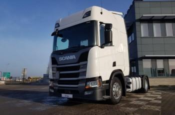 Scania R410A4X2NA EURO 6 HYDRAULIKA