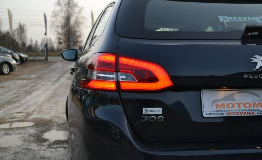 Peugeot 308 SW Nawigacja LED Zadbany zdjęcie 6