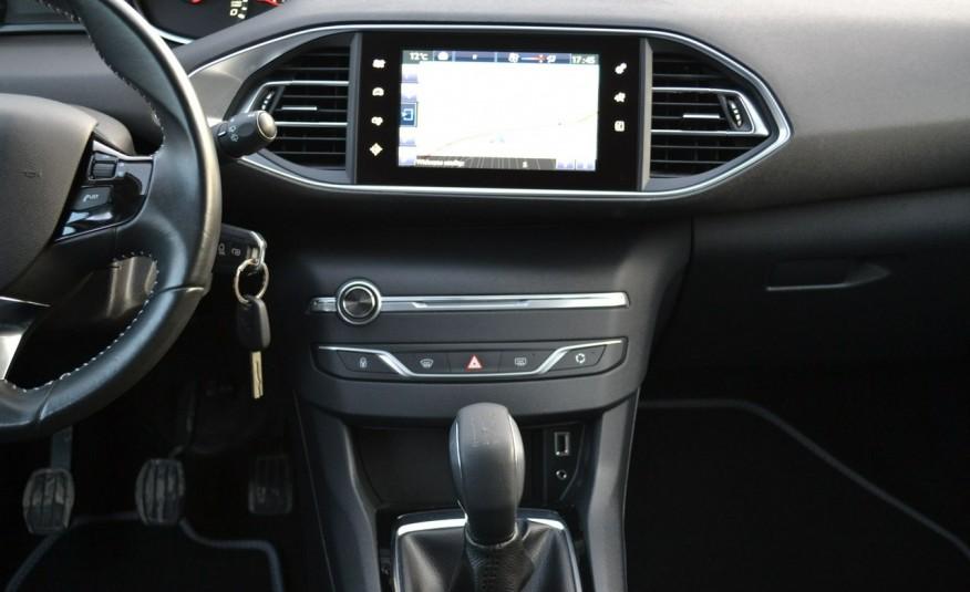 Peugeot 308 SW Nawigacja LED Zadbany zdjęcie 11