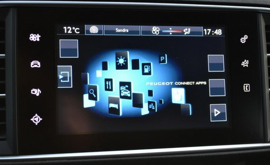 Peugeot 308 SW Nawigacja LED Zadbany zdjęcie 18