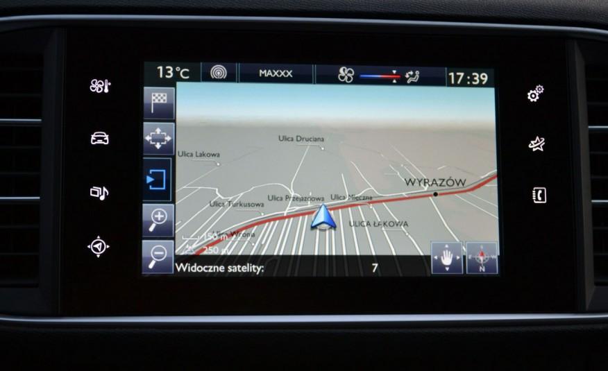 Peugeot 308 SW Nawigacja LED Zadbany zdjęcie 24