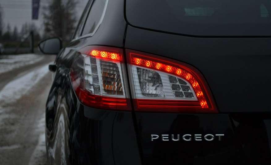 Peugeot 508 Dach Panoramiczny Climatronic LIFT Zadbany LED 2017r Kamera Cofania zdjęcie 24