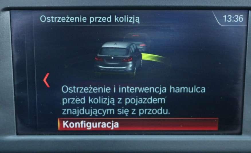 BMW 218 ActiveTourer Advantage automat+, Gwarancja x 5, PL, fv VAT 23 zdjęcie 28