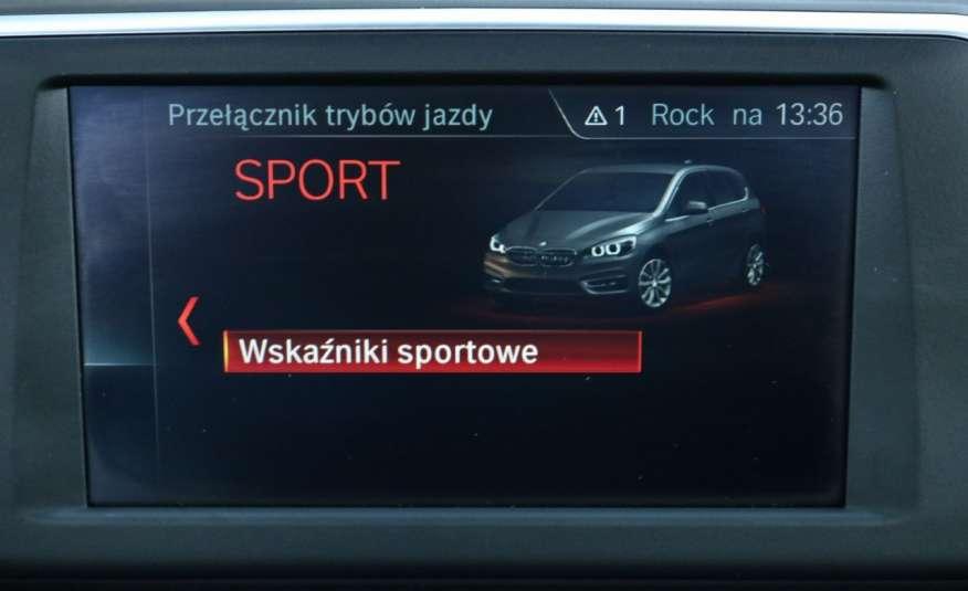 BMW 218 ActiveTourer Advantage automat+, Gwarancja x 5, PL, fv VAT 23 zdjęcie 35