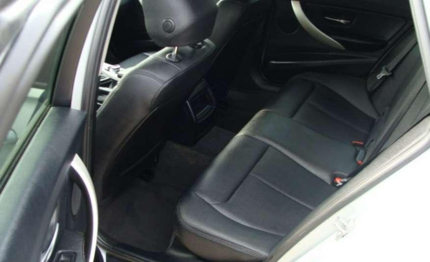 BMW 318 2.0 136 kM F31 zarejestrowany i ubezpieczony, nawigacja, skórzana tap. zdjęcie 7