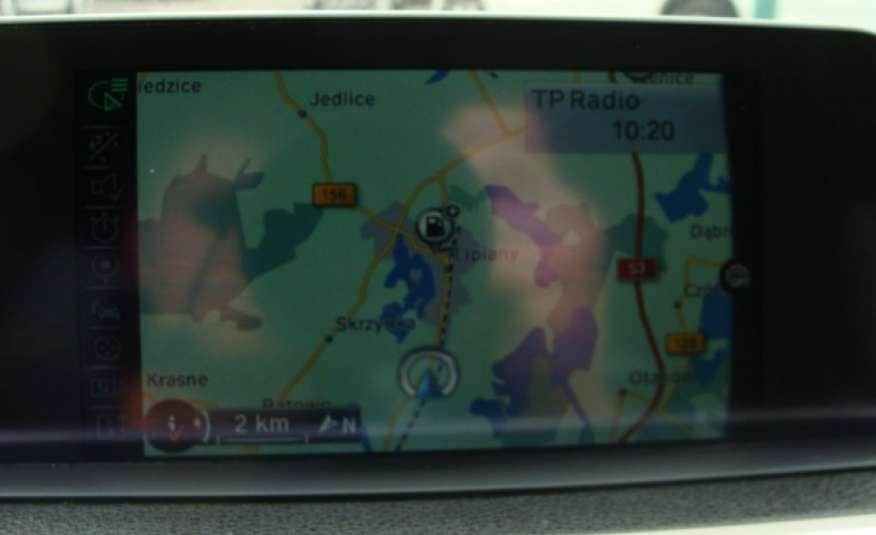 BMW 318 2.0 136 kM F31 zarejestrowany i ubezpieczony, nawigacja, skórzana tap. zdjęcie 12