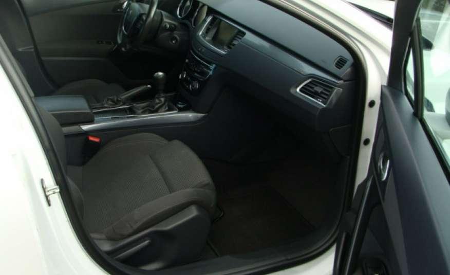 Peugeot 508 LIFT, LED, bezwypadkowy, BlueHDI. Zarejestrowany i ubezpieczony. zdjęcie 7