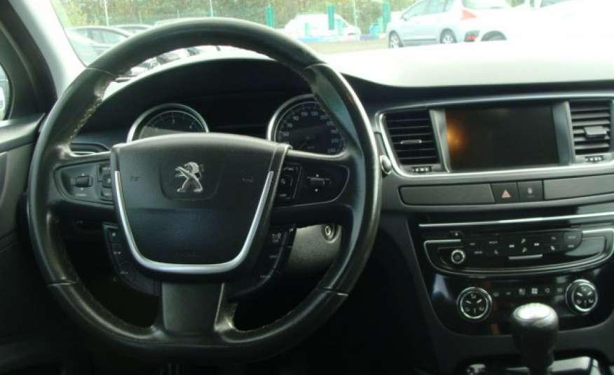 Peugeot 508 LIFT, LED, bezwypadkowy, BlueHDI. Zarejestrowany i ubezpieczony. zdjęcie 11