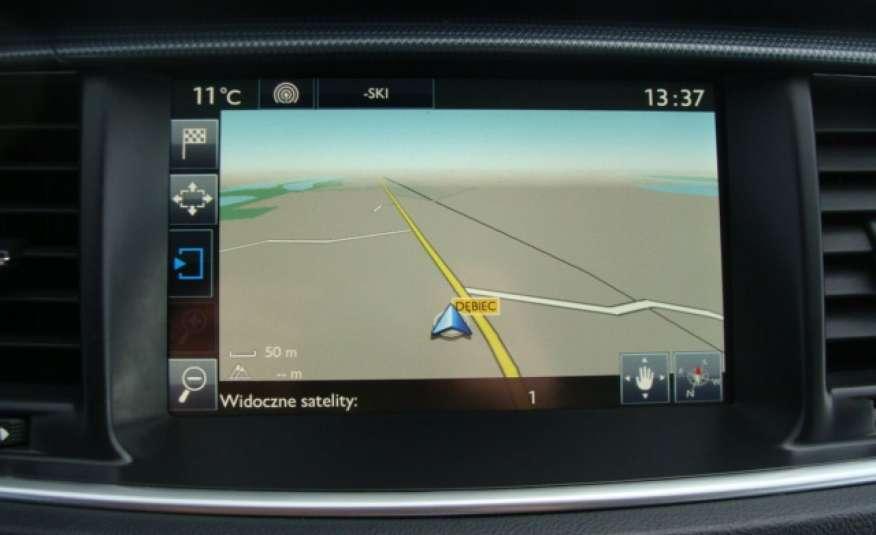 Peugeot 508 LIFT, LED, bezwypadkowy, BlueHDI. Zarejestrowany i ubezpieczony. zdjęcie 12