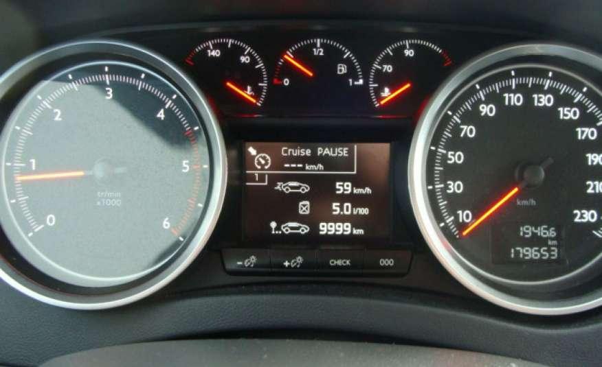 Peugeot 508 LIFT, LED, bezwypadkowy, BlueHDI. Zarejestrowany i ubezpieczony. zdjęcie 16