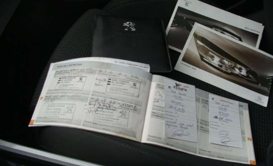 Peugeot 508 LIFT, LED, bezwypadkowy, BlueHDI. Zarejestrowany i ubezpieczony. zdjęcie 17