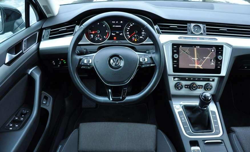 Volkswagen Passat 2.0 TDI 150KM Comfortline Polski Salon Serwis ASO FV 23% zdjęcie 11