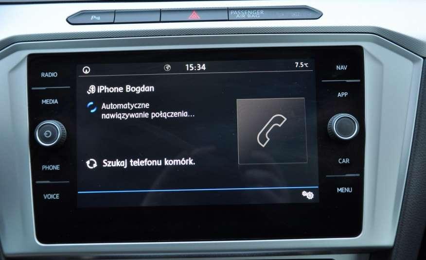 Volkswagen Passat 2.0 TDI 150KM Comfortline Polski Salon Serwis ASO FV 23% zdjęcie 19