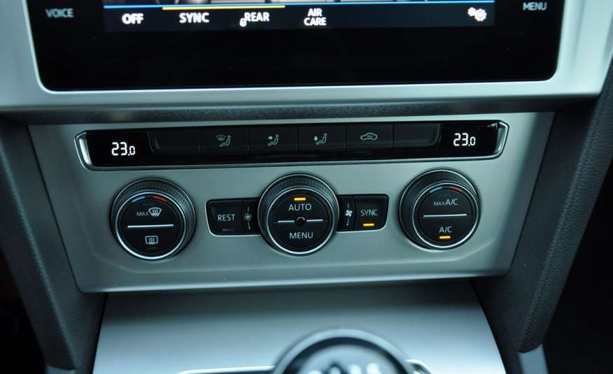 Volkswagen Passat 2.0 TDI 150KM Comfortline Polski Salon Serwis ASO FV 23% zdjęcie 23