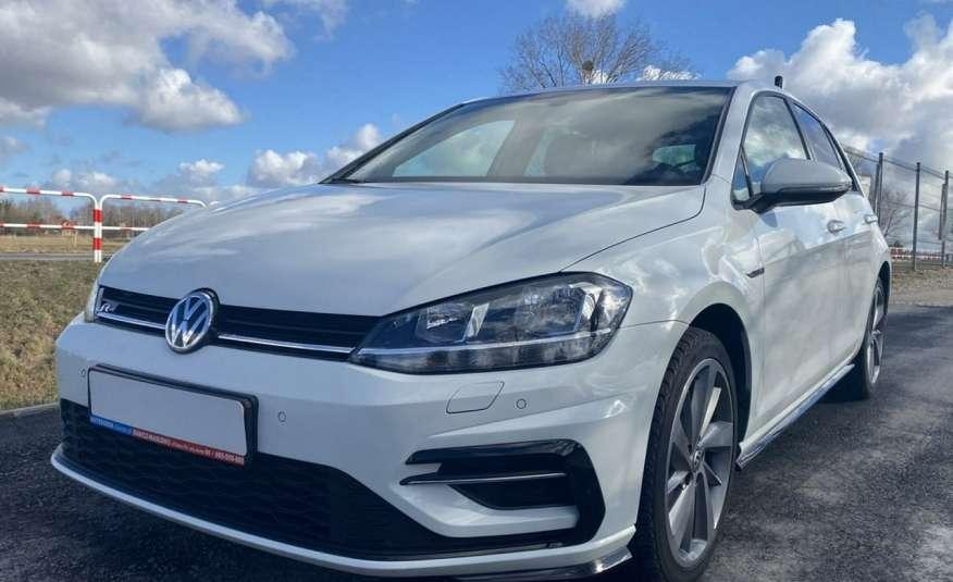 Volkswagen Golf Raty online, bez BIK i KRD 2.0tdi 150KM, R-LINE.47.321KM, Gwarancja zdjęcie 2