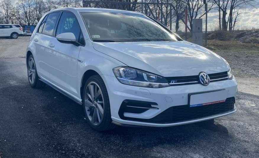 Volkswagen Golf Raty online, bez BIK i KRD 2.0tdi 150KM, R-LINE.47.321KM, Gwarancja zdjęcie 5