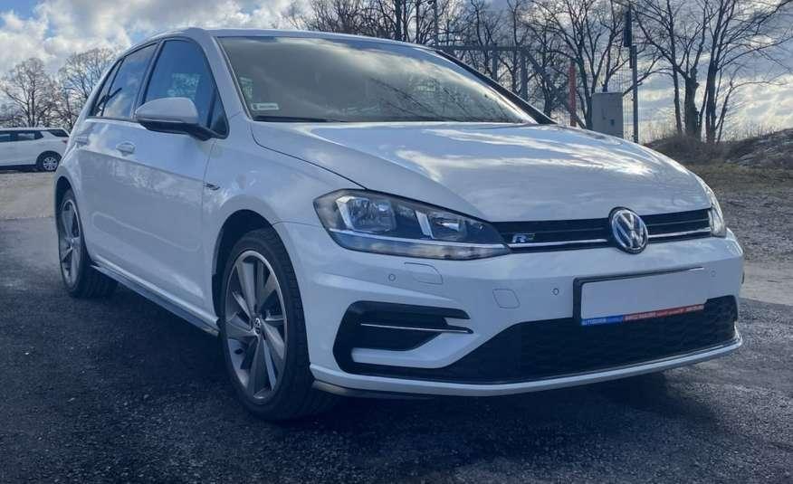 Volkswagen Golf Raty online, bez BIK i KRD 2.0tdi 150KM, R-LINE.47.321KM, Gwarancja zdjęcie 6