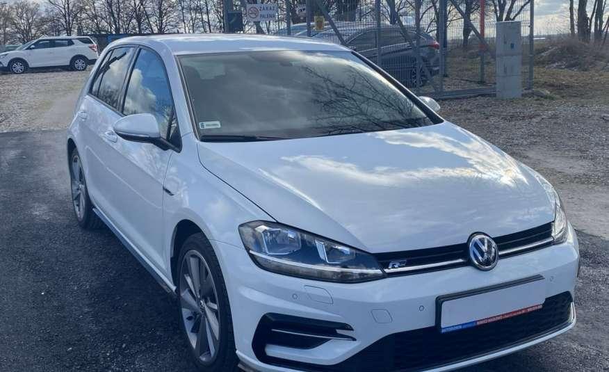 Volkswagen Golf Raty online, bez BIK i KRD 2.0tdi 150KM, R-LINE.47.321KM, Gwarancja zdjęcie 7