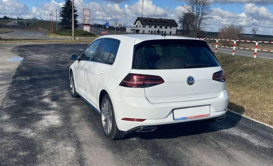 Volkswagen Golf Raty online, bez BIK i KRD 2.0tdi 150KM, R-LINE.47.321KM, Gwarancja zdjęcie 14