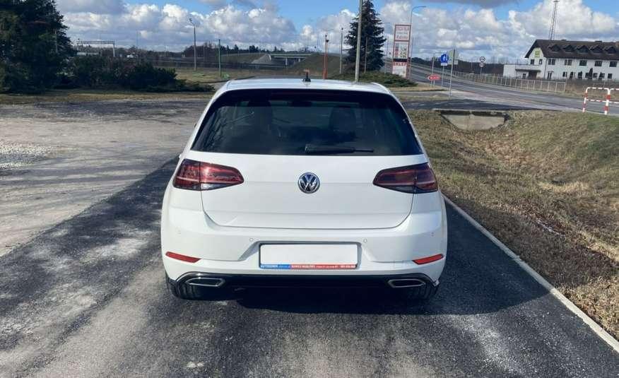 Volkswagen Golf Raty online, bez BIK i KRD 2.0tdi 150KM, R-LINE.47.321KM, Gwarancja zdjęcie 15