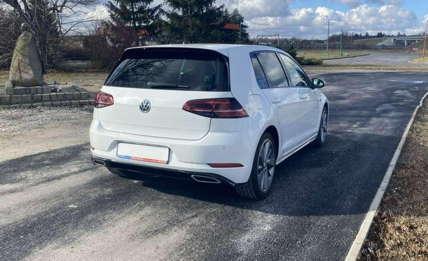 Volkswagen Golf Raty online, bez BIK i KRD 2.0tdi 150KM, R-LINE.47.321KM, Gwarancja zdjęcie 16