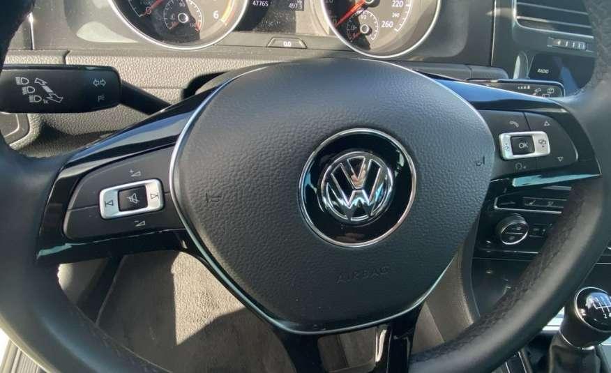 Volkswagen Golf Raty online, bez BIK i KRD 2.0tdi 150KM, R-LINE.47.321KM, Gwarancja zdjęcie 25
