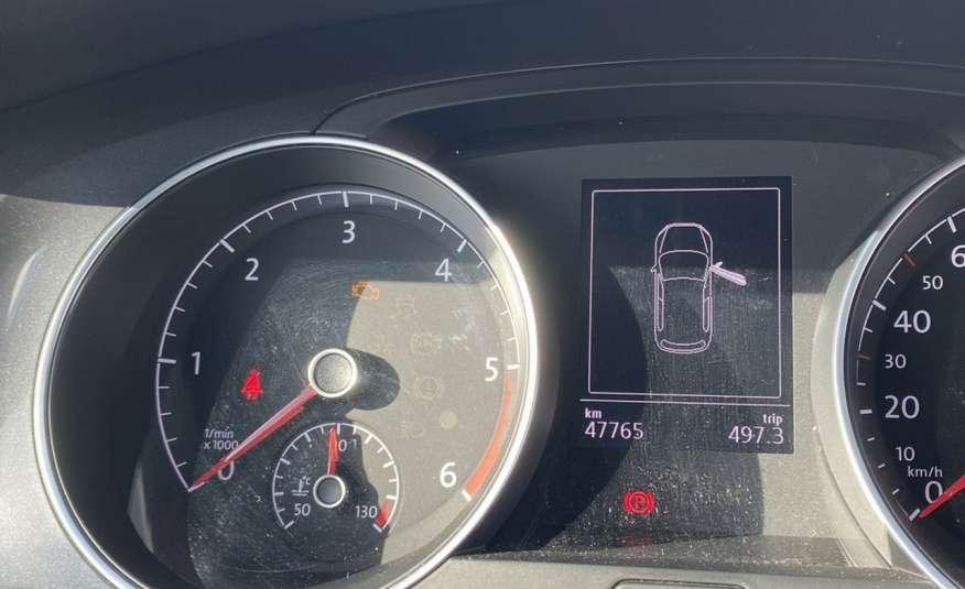 Volkswagen Golf Raty online, bez BIK i KRD 2.0tdi 150KM, R-LINE.47.321KM, Gwarancja zdjęcie 30