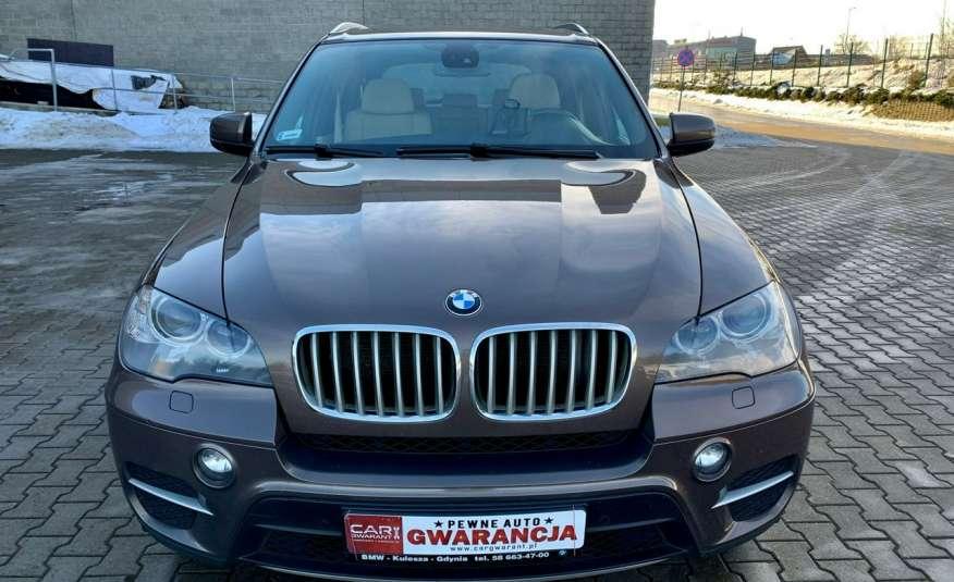 BMW X5 4.0D 306KM 7.os.panorama lasery bixenon kamer360 full opcja 1 rok gwar zdjęcie 2