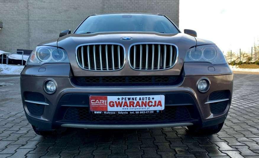 BMW X5 4.0D 306KM 7.os.panorama lasery bixenon kamer360 full opcja 1 rok gwar zdjęcie 3