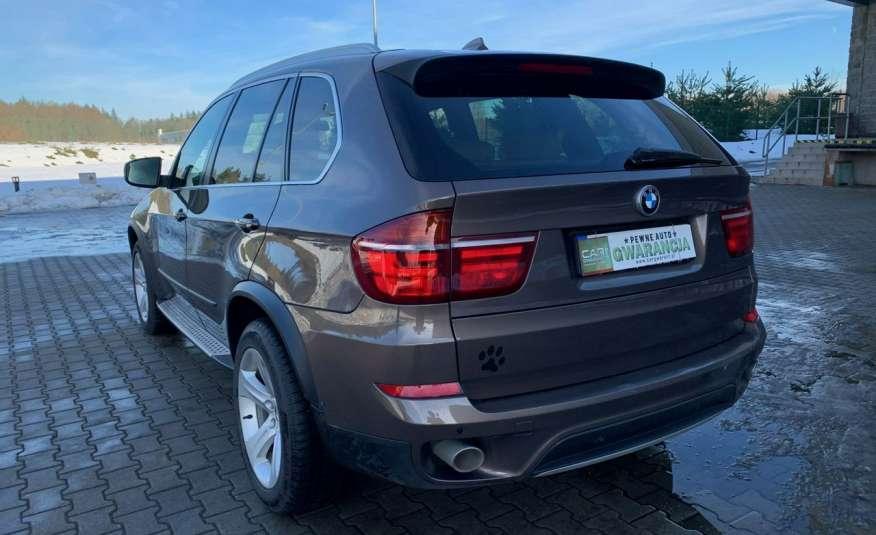BMW X5 4.0D 306KM 7.os.panorama lasery bixenon kamer360 full opcja 1 rok gwar zdjęcie 5