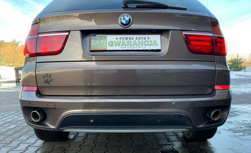 BMW X5 4.0D 306KM 7.os.panorama lasery bixenon kamer360 full opcja 1 rok gwar zdjęcie 7