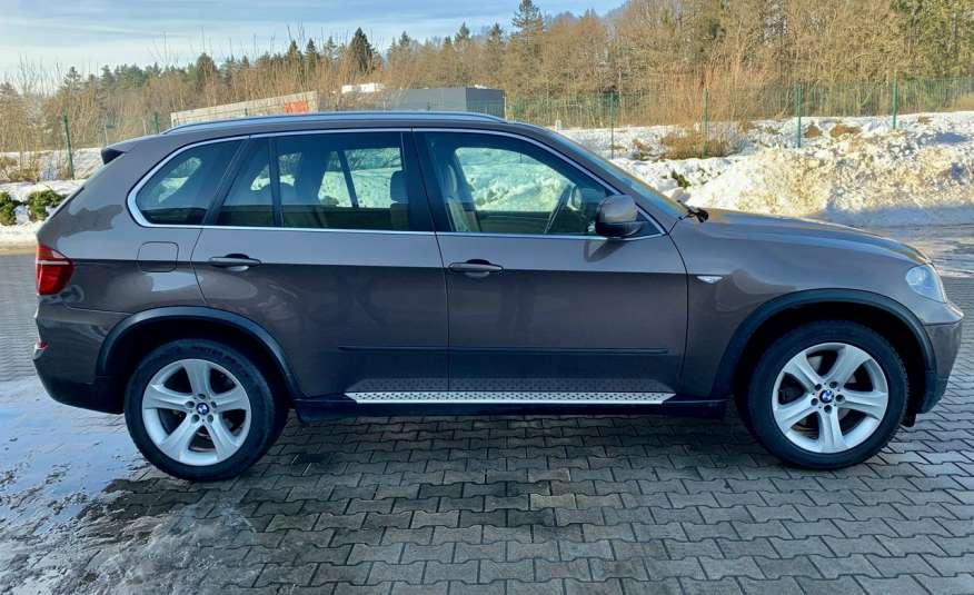 BMW X5 4.0D 306KM 7.os.panorama lasery bixenon kamer360 full opcja 1 rok gwar zdjęcie 9