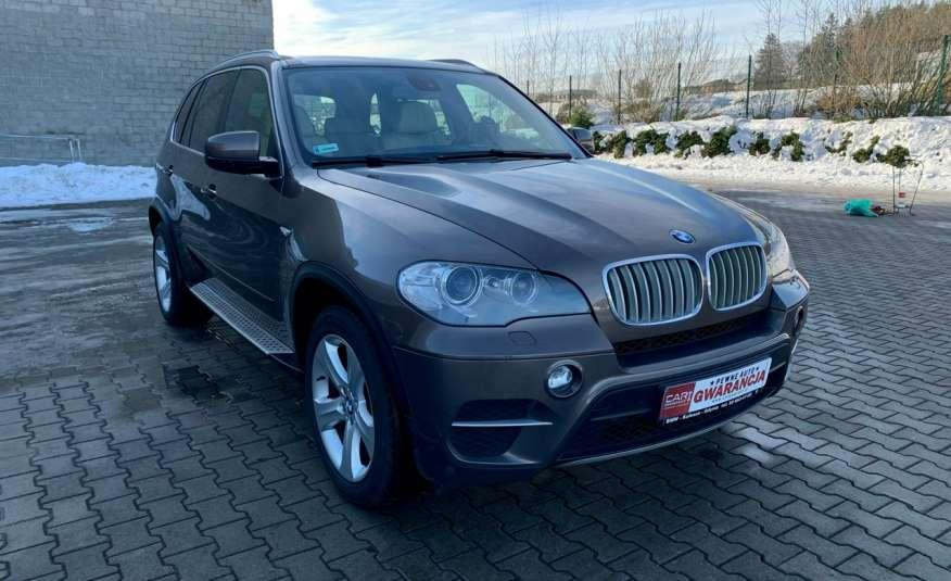 BMW X5 4.0D 306KM 7.os.panorama lasery bixenon kamer360 full opcja 1 rok gwar zdjęcie 10
