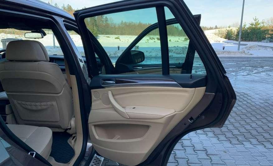 BMW X5 4.0D 306KM 7.os.panorama lasery bixenon kamer360 full opcja 1 rok gwar zdjęcie 13