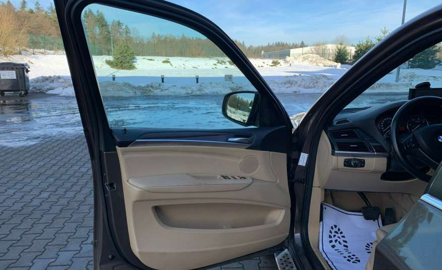 BMW X5 4.0D 306KM 7.os.panorama lasery bixenon kamer360 full opcja 1 rok gwar zdjęcie 15