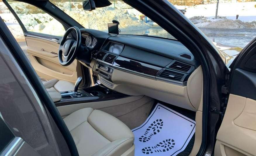 BMW X5 4.0D 306KM 7.os.panorama lasery bixenon kamer360 full opcja 1 rok gwar zdjęcie 18
