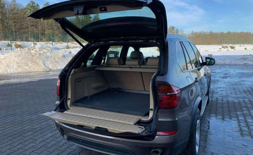 BMW X5 4.0D 306KM 7.os.panorama lasery bixenon kamer360 full opcja 1 rok gwar zdjęcie 33