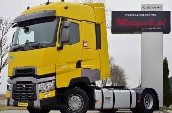Renault T 440 / 13 LITROWY / NAJWYŻSZA KABINA / ACC / I-COOL / POLSKI SALON /