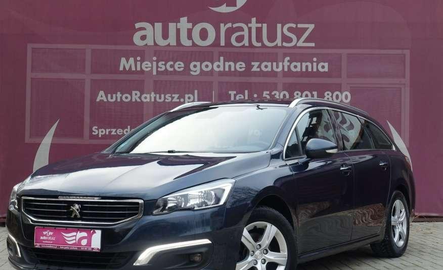 Peugeot 508 F-ra VAT 23% Automat 100% Org. Lakier Szklany Dach zdjęcie 2